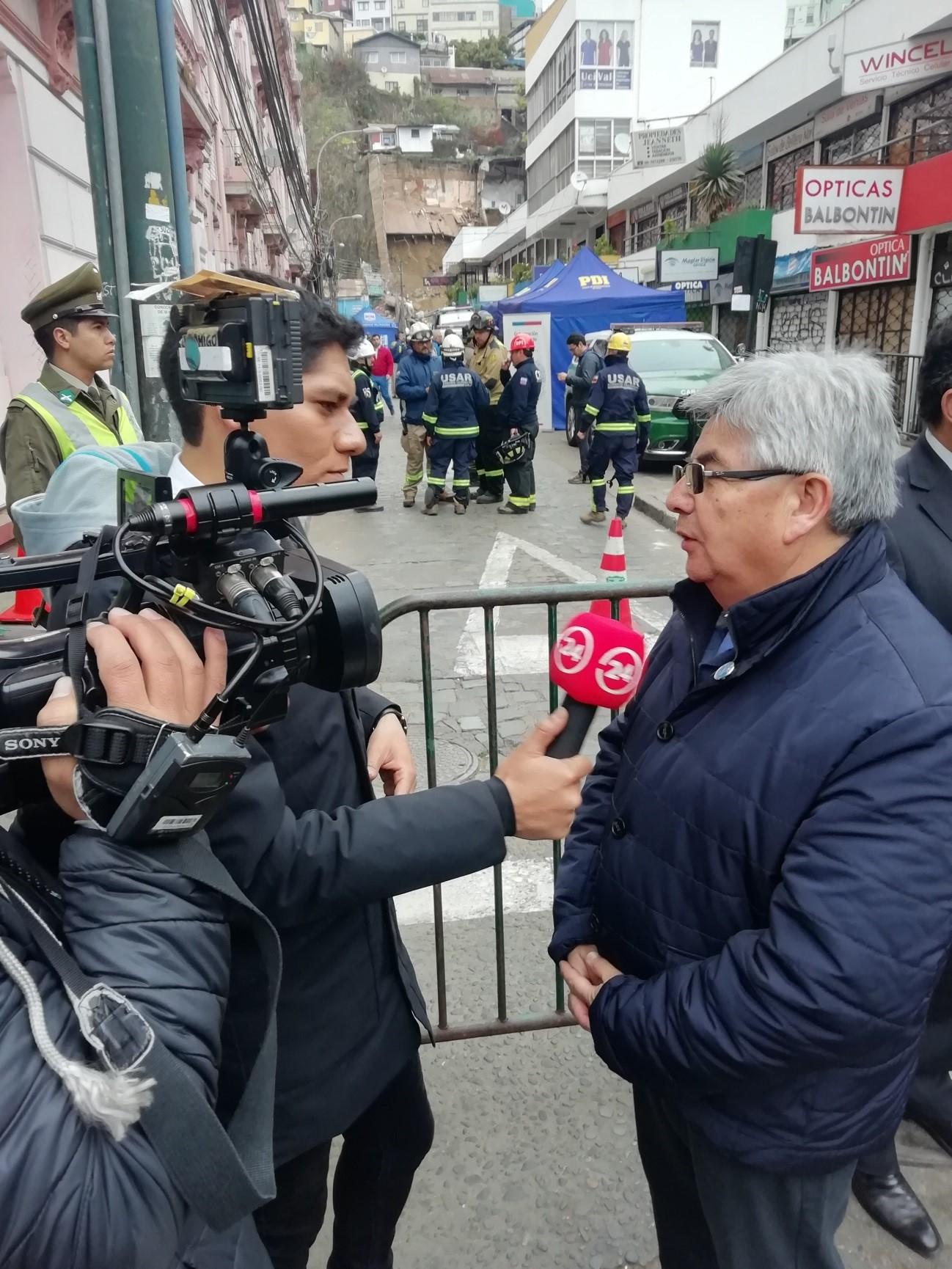 Participación de la Escuela C.C. en los medios informativos locales y nacionales.